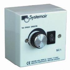 3 amp  Systemair Fan Speed Controller